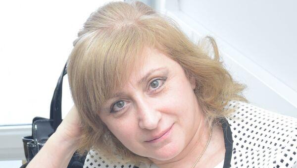 Теона Гогниашвили - Sputnik საქართველო