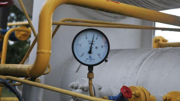 Газокомпрессорная станция, архивное фото - Sputnik Грузия