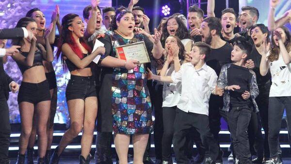 Барбара Самхарадзе стала победительницей Ничиэри - Sputnik საქართველო