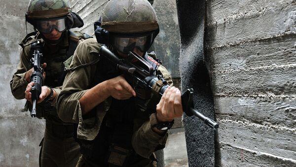 Действия спецподразделений вооруженных сил Израиля - Sputnik Грузия