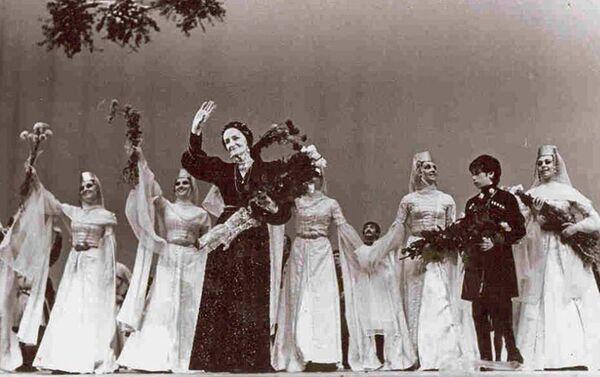 Из истории Национального балета Сухишвили - Sputnik Грузия