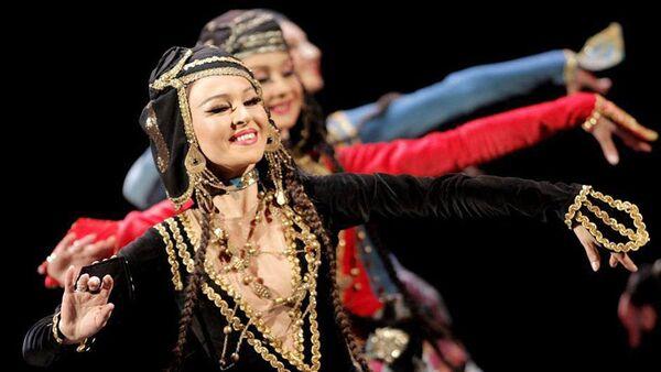 Национальный балет Сухишвили - Sputnik Грузия