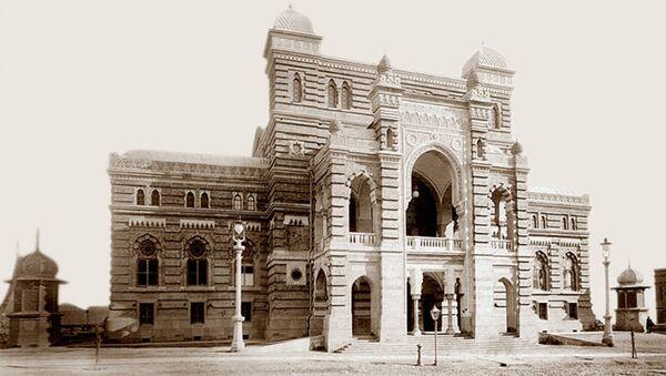 Из истории Тбилисской оперы, архивное фото. - Sputnik Грузия