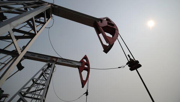 ნავთობის მოპოვება - Sputnik საქართველო