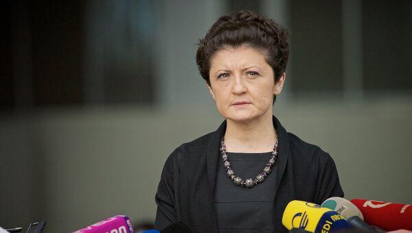 Тея Цулукиани - Sputnik Грузия