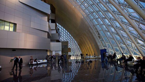 საქართველოს პარლამენტის შენობა - Sputnik საქართველო