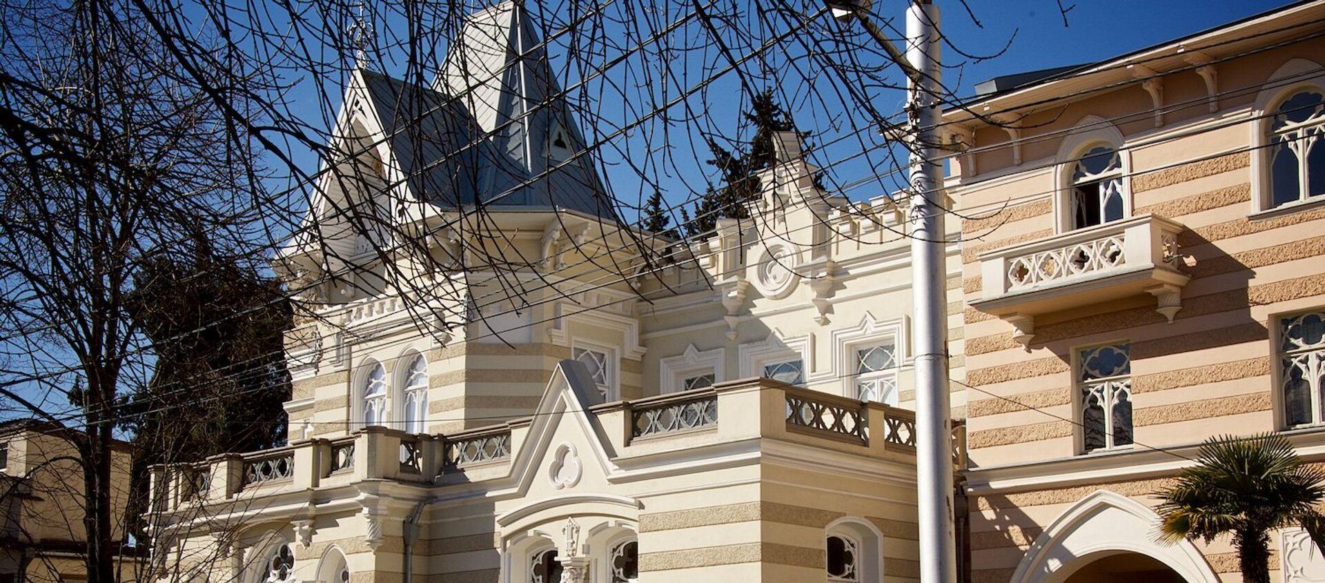 ხელოვნების სასახლე Art Palace - Sputnik საქართველო, 1920, 23.04.2021