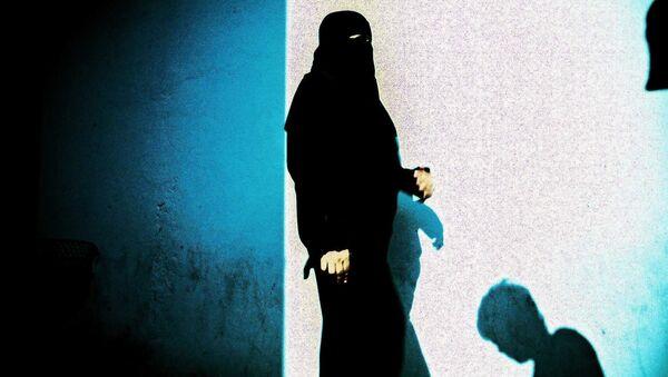 მუსლიმი ქალი ხიჯაბში - Sputnik საქართველო