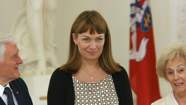 Сандра Рулофс - Sputnik Грузия