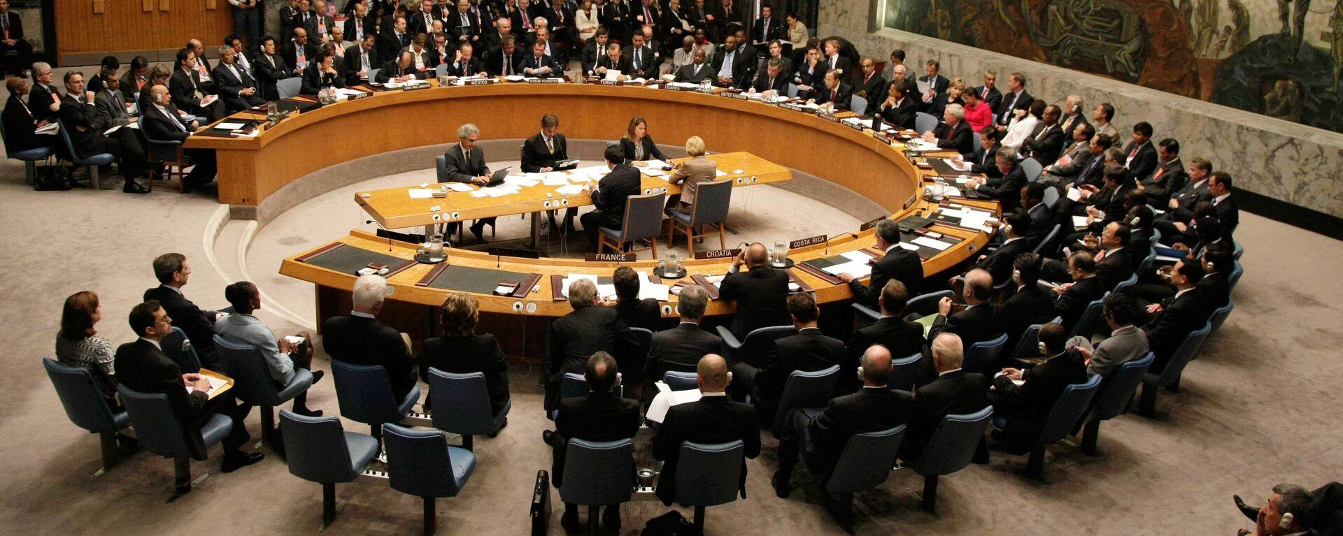 Совет Безопасности ООН - Sputnik Грузия, 1920, 31.08.2021