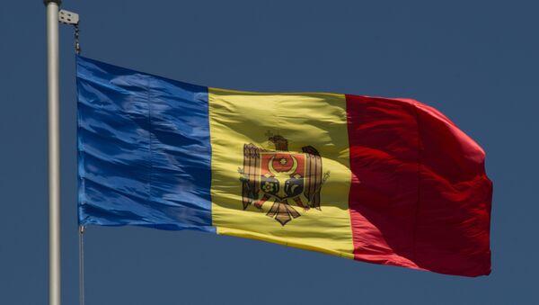 Флаг Республики Молдова drapel - Sputnik Грузия