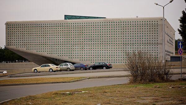 საქართველოს ეროვნული ბანკის საკასო ცენტრის შენობა - Sputnik საქართველო