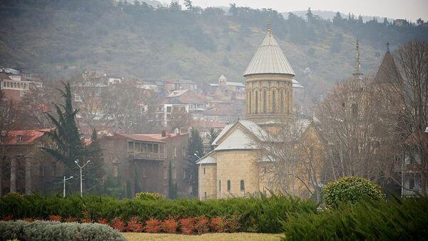 Храм Сиони - Sputnik Грузия