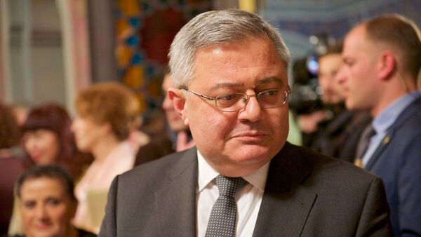 Давид Усупашвили - Sputnik Грузия