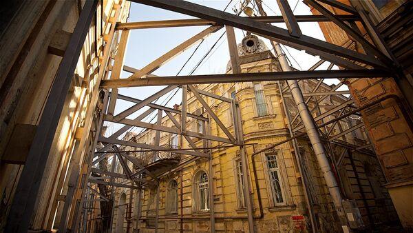 Исторический центр - площадь Гудиашвили - Sputnik Грузия