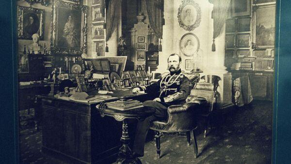 იმპერატორი ალექსანდრე II - Sputnik საქართველო