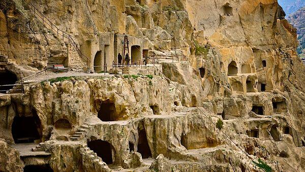 Пещерный город Вардзия - Sputnik Грузия
