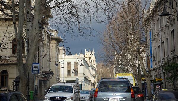 მანქანები თბილისის ქუჩებში - Sputnik საქართველო