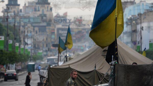 Киев накануне выборов - Sputnik Грузия