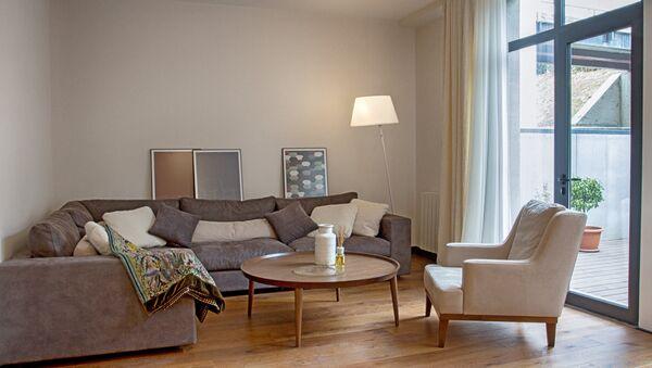 Квартира в комплексе Лиси веранда, дизайн интерьера - Нино Мшвелидзе - Sputnik Грузия