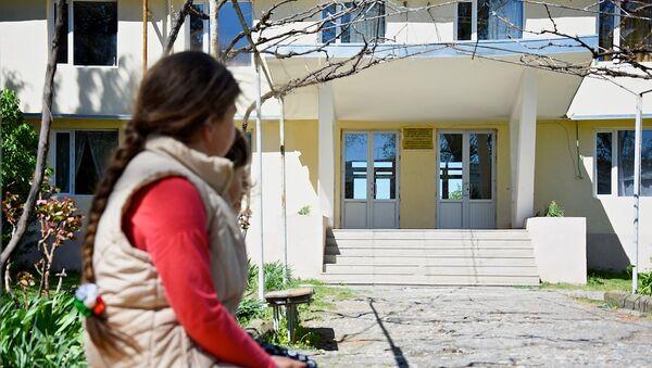 სკოლა სოფელ ქანდაში - Sputnik საქართველო