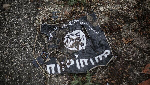 Флаг Исламского государства - Sputnik Грузия