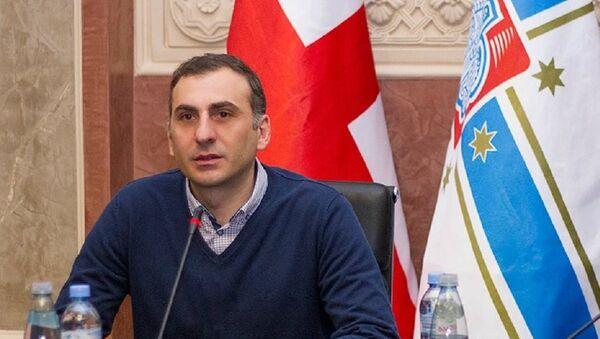 Алеко Элисашвишли - Sputnik Грузия