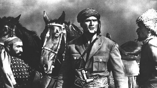 Грузинский советский актёр театра и кино Кахи Давидович Кавсадзе - Sputnik Грузия