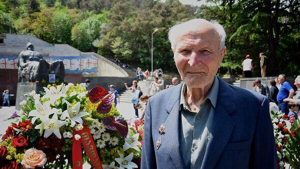 ветеран Геннадий Никифорович - Sputnik Грузия