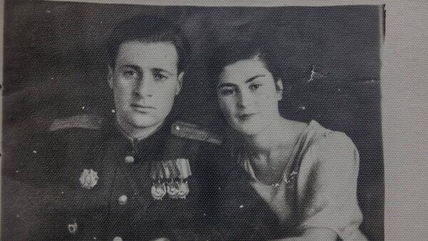 Этери Арошидзе и Мосэ Мдинарадзе - Sputnik Грузия