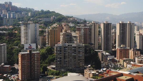 Один из районов Каракаса - Sputnik Грузия