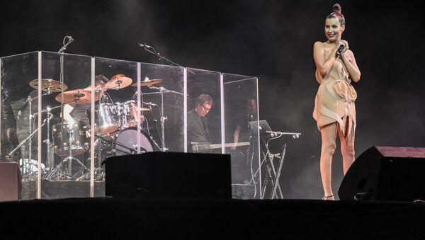 Концерт группы A-Studio и Кети Топурия в грузинской столице, в тбилисском Концертном зале. - Sputnik Грузия
