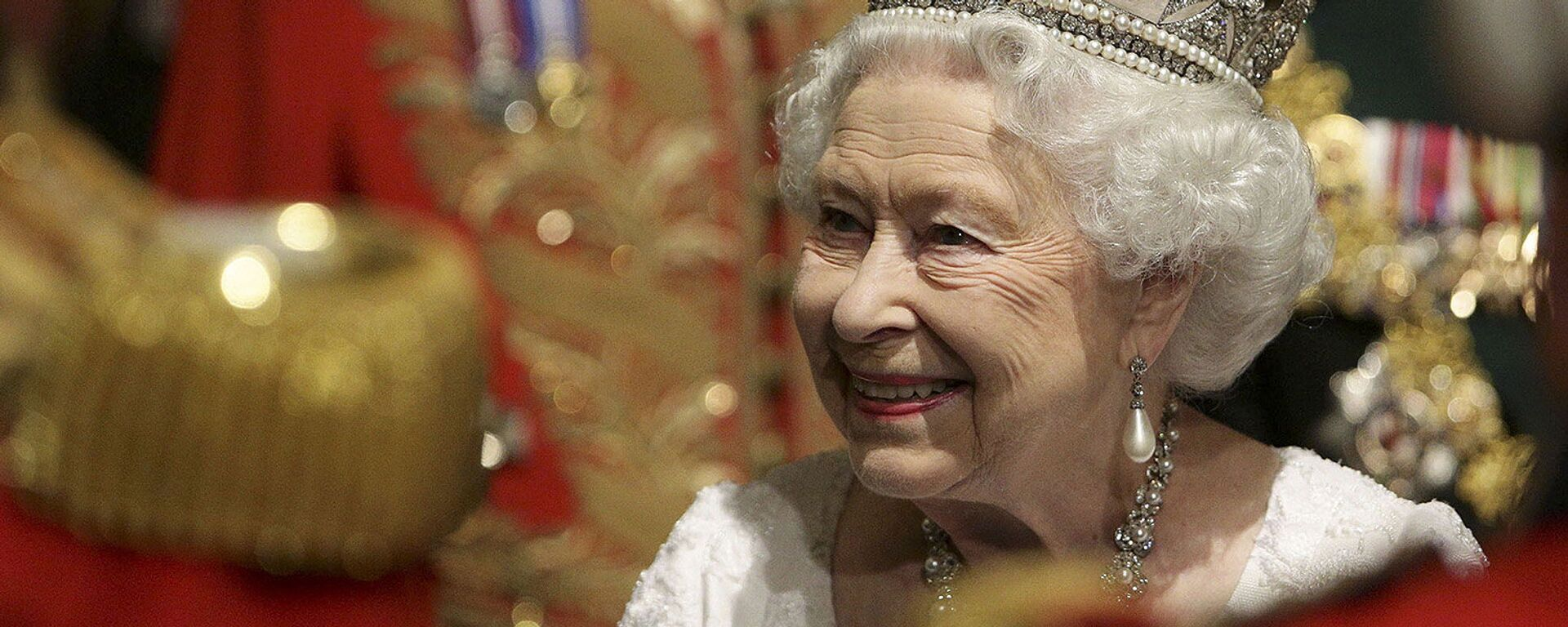 დედოფალი ელიზავეტა II - Sputnik საქართველო, 1920, 05.01.2017