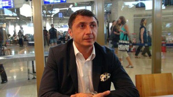 Грузинский футбольный тренер Шота Арвеладзе - Sputnik Грузия