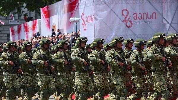 ქართველი სამხედროები - Sputnik საქართველო