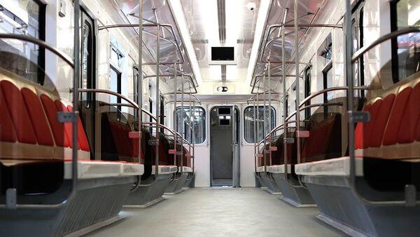 Обновленный поезд Тбилисского метро - Sputnik Грузия
