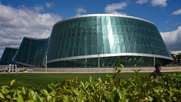 здание МВД Грузии - Sputnik Грузия