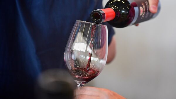 საერთაშორისო გამოფენა Wine & Spirit - Sputnik საქართველო