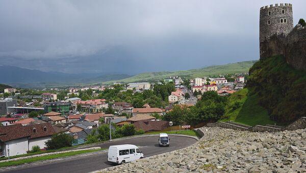 Крепость Рабат и город Ахалцихе - Sputnik Грузия