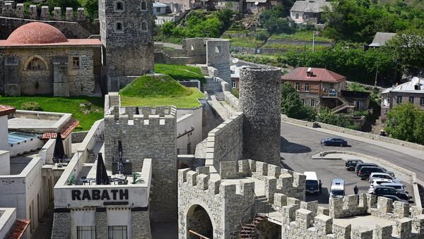 Крепость Рабат - Sputnik Грузия