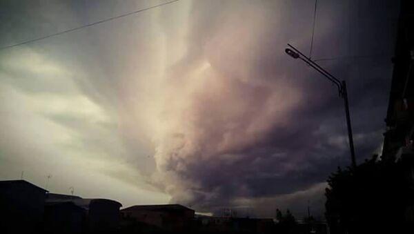 ქარიშხალი - Sputnik საქართველო