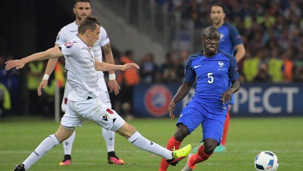 Футбол. Чемпионат Европы - 2016. Матч Франция - Албания - Sputnik Грузия