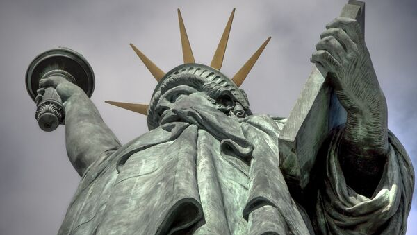 თავისუფლების ქანდაკება - Sputnik საქართველო