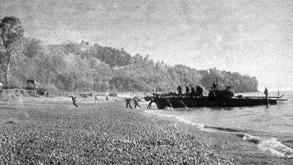 Керченско-Эльтигенская десантная операция. 1 ноября 1943 - Sputnik Грузия
