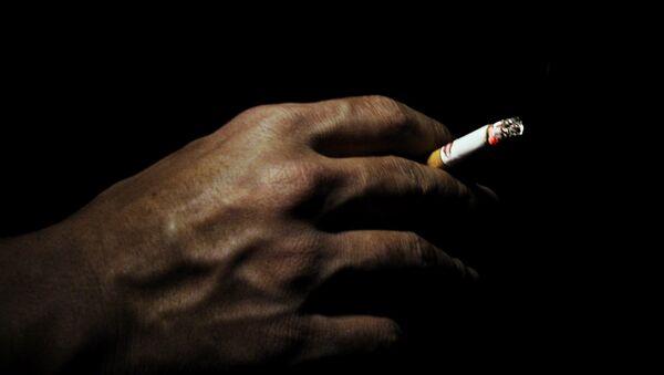 მოწევა - Sputnik საქართველო