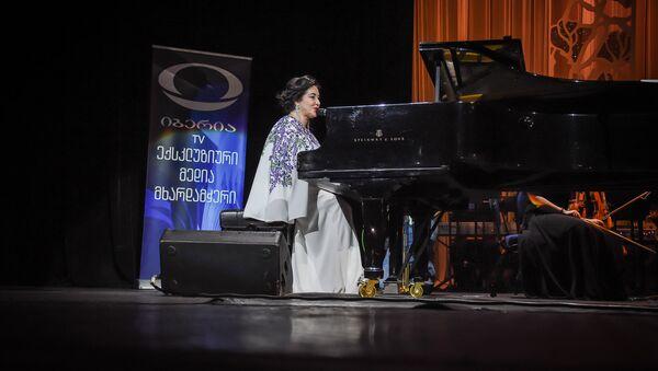 Певица Тамара Гвердцители - Sputnik Грузия