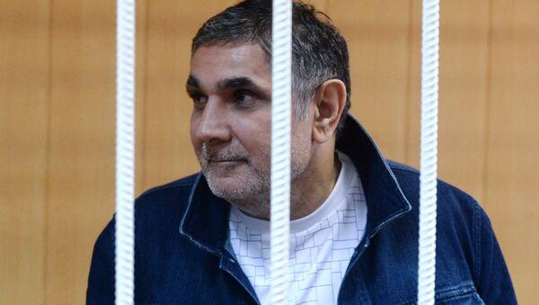 Рассмотрение ходатайства следствия об аресте Захария Калашова в Тверском суде - Sputnik Грузия
