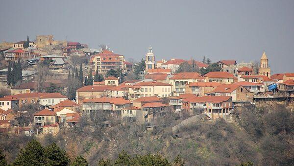 სიღნაღი — სიყვარულის ქალაქი და ქართული ლას-ვეგასი - Sputnik საქართველო