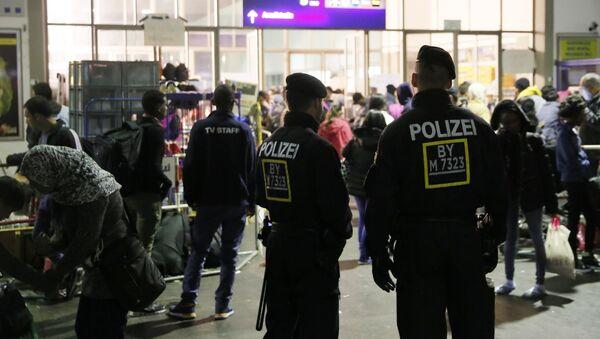 Полиция. Германия - Sputnik Грузия