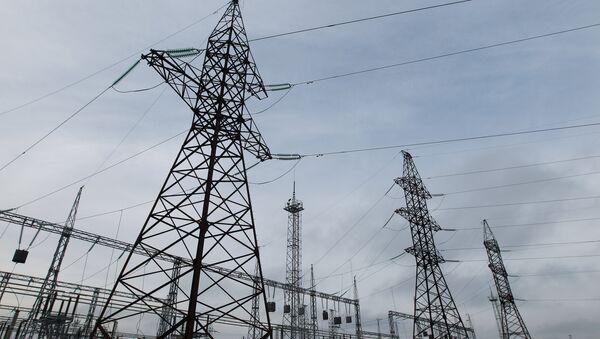 Электрическая подстанция - Sputnik Грузия